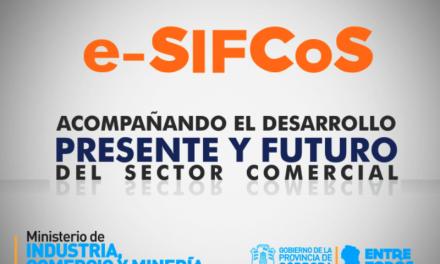 MÁS DE 30 COMERCIOS ELECTRÓNICOS ESTÁN INSCRIPTOS EN E-SIFCOS