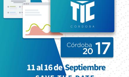 SE PRESENTÓ LA EDICIÓN 2017 DE LA SEMANA TIC