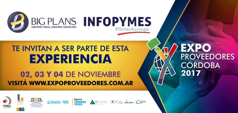 EXPO PROVEEDORES CÓRDOBA 2017 Y LA IMPORTANCIA DE LOS PROVEEDORES PARA TU EMPRESA