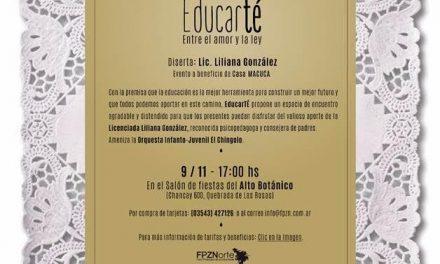 #EducarTE  Entre el amor y la ley