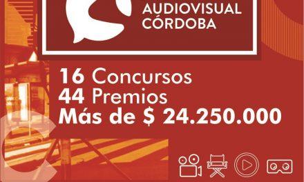 CONCURSOS DEL POLO AUDIOVISUAL DE CÓRDOBA