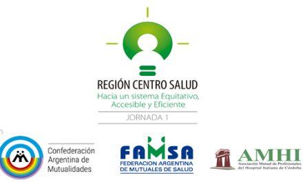Primera Jornada Región Centro Salud