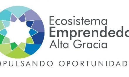 Se presenta hoy el ECOSISTEMA EMPRENDEDOR ALTA GRACIA
