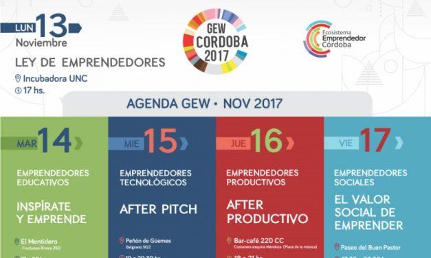 Córdoba celebra la Semana Mundial de los Emprendedores con mú ltiples actividades libres y gratuitas