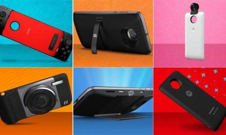 Motorola y el Gobierno presentaron un concurso para desarrollar Moto Mods para el teléfono Moto Z