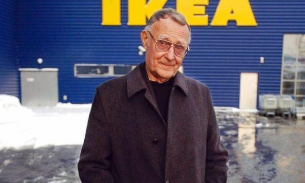 Los 10 consejos para emprendedores de Ingvar Kamprad, fundador de IKEA