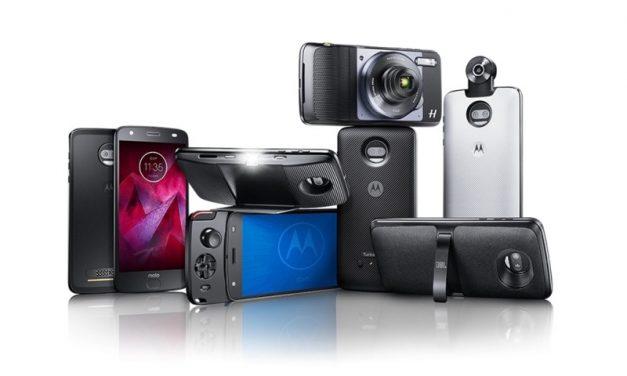Motorola extiende su concurso para desarrollar Moto Mods