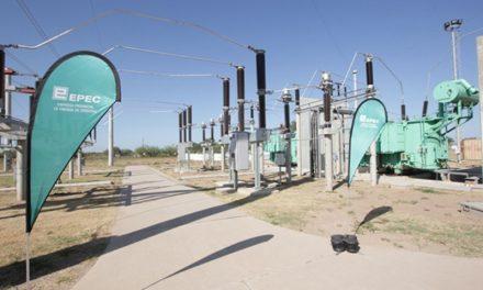 Morteros potenciará su capacidad energética: Schiaretti inauguró una estación transformadora