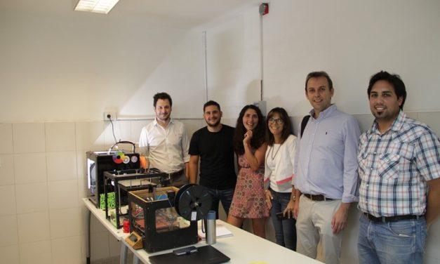 Ciudad Empresaria albergará al primer Laboratorio de Robótica e Impresión 3D