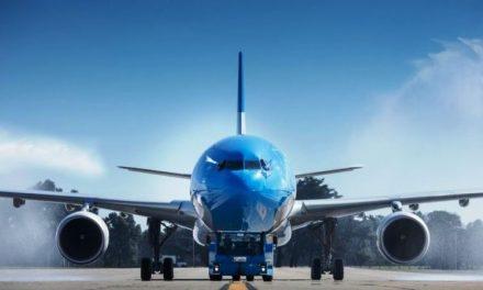Aerolíneas Argentinas busca proveedores cordobeses