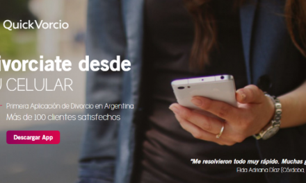 Nace la primera aplicación para divorciarse desde el celular
