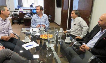 La CCC y la Secretaría Pyme sientan las bases para una Incubadora de Empresarios