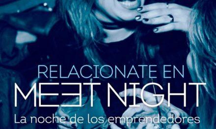Llega Meet Night a Córdoba, con el foco en los emprendedores