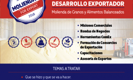Relanzamiento Molienda For Export