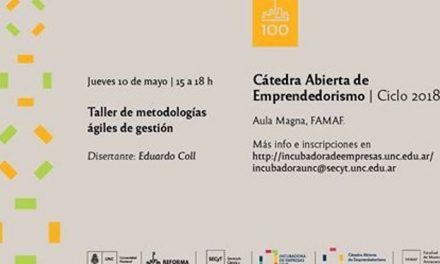 Último seminario de la Cátedra Abierta de Emprendedorismo