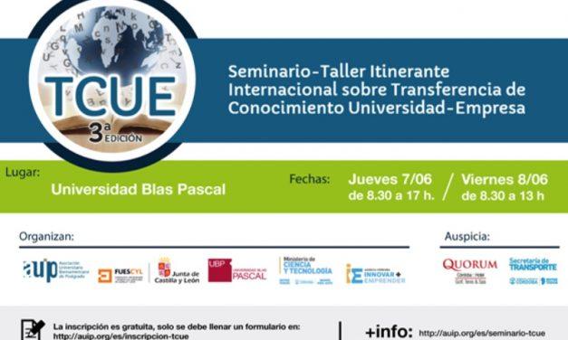 Seminario internacional sobre vinculación universidad-empresas