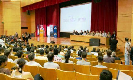 """La UTN inauguró su incubadora de negocios """"ANDÉN"""""""