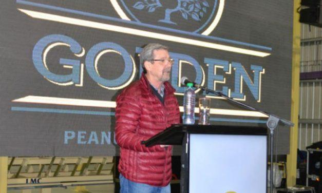 Golden Peanuts inauguró su nueva planta procesadora de maní