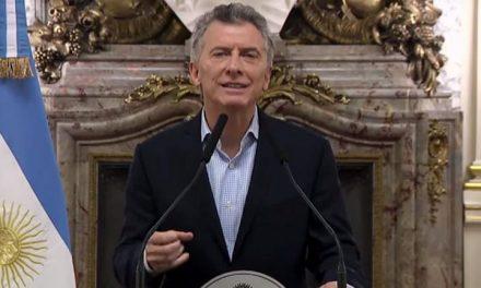 Argentina vuelve a financiarse con el FMI: Macri anunció el inicio de negociaciones para un préstamo
