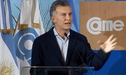 "Macri prometió una ""nueva ley pyme"""