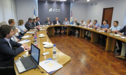 La Cámara de Comercio de Córdoba en alerta por el paro nacional previsto para el próximo lunes
