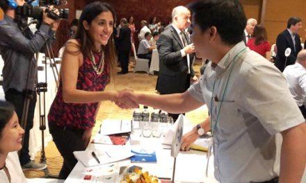 Región Centro: positiva ronda de negocios con 140 empresas de Vietnam