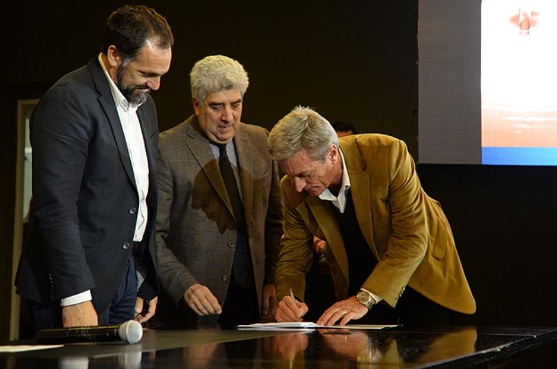 Provincia y Nación acordaron financiar proyectos tecnológicos cordobeses
