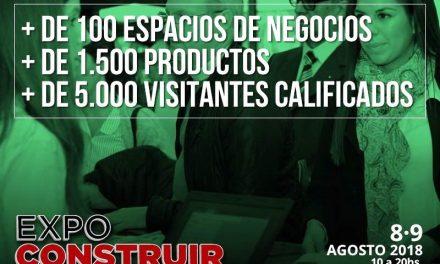 Se viene la Expo Construir Rosario 2018