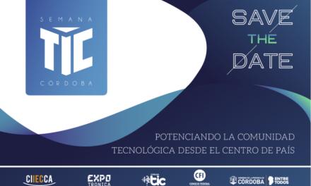 En agosto, Córdoba tendrá su sexta Semana TIC