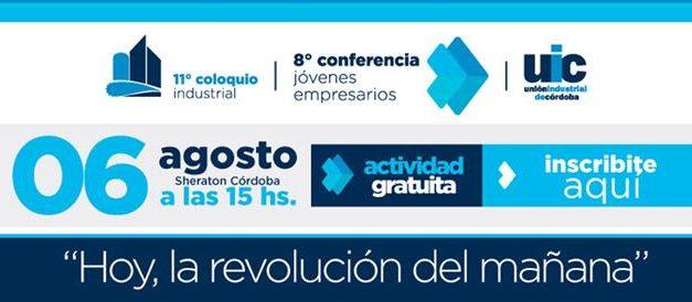 """Se viene la 8ª Conferencia Jóvenes Empresarios, denominada""""Hoy, la revolución del mañana"""""""