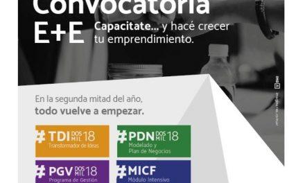 FUNDACIÓN E+E ABRE SU SEGUNDA CONVOCATORIA DEL AÑO PARA EMPRENDEDORES