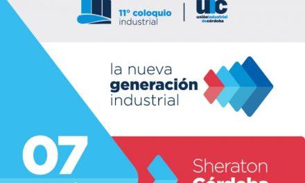 Se viene el 11ª Edición del Coloquio Industrial de Córdoba