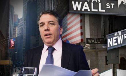 Crece la desconfianza en Wall Street sobre la economía argentina y la capacidad del país para pagar deuda