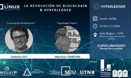 La Revolución Blockchain & Hyperledger