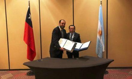 ARGENTINA Y CHILE FIRMARON UN ACUERDO PARA PROMOVER A LAS PYMES