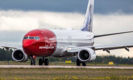 """La aerolínea """"Norwegian"""" abrirá rutas nacionales a partir del 16 de octubre"""