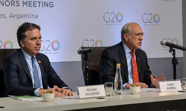 """Empresarios G20 y Gobierno coincidieron en la necesidad de """"digitalizar la economía"""""""