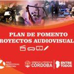 Polo Audiovisual Córdoba: abrieron las inscripciones de concursos