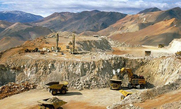Pymes y la revolución minera en la Cordillera