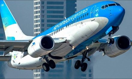 Aerolíneas Argentina vuelve a ofrecer pasajes a todo el país desde $ 499