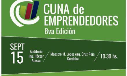 Cuna de Emprendedores 2018 – 8° edición