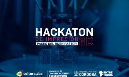 El Buen Pastor inaugura internet, con un hackatón de impresión 3D