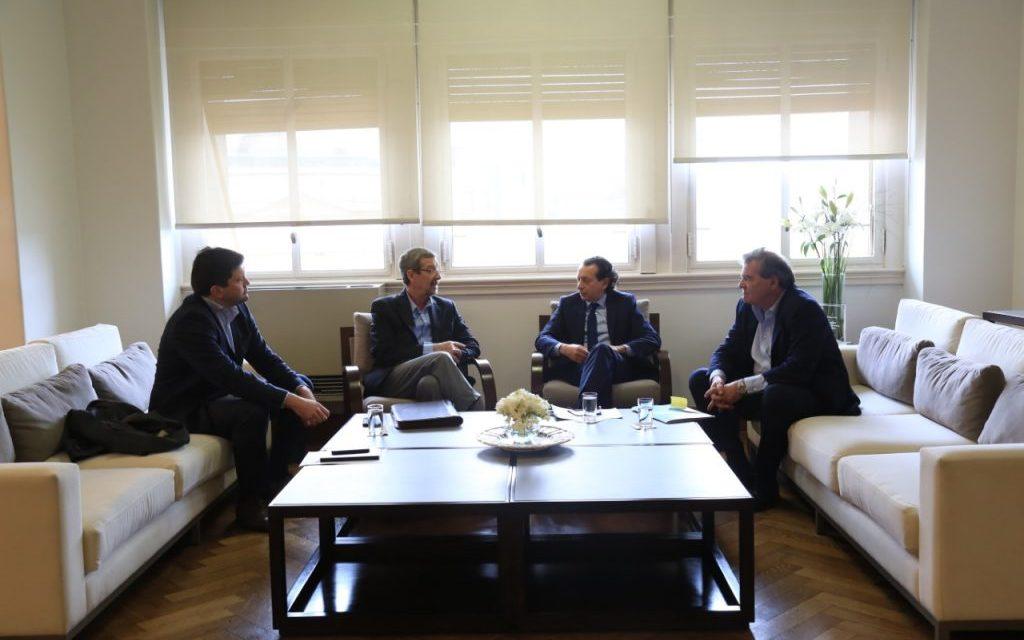 Presentaron planteos de sectores productivos al Ministro Dante Sica