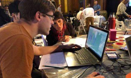 El Buen Pastor tiene internet libre y lo inauguró con un hackatón de impresión 3d