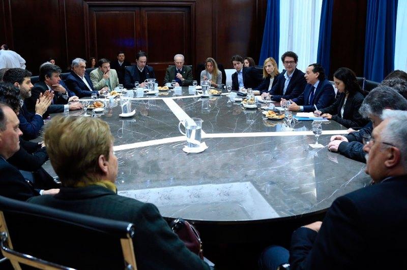 Se creó el Consejo de Monitoreo y Competitividad PyME