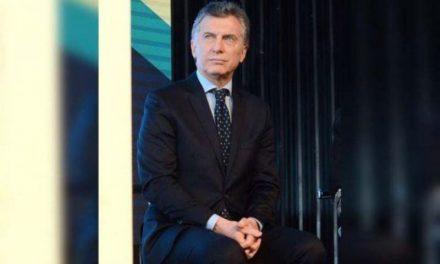 """Macri: """"Mi obsesión es cómo generamos empleo privado de calidad"""""""