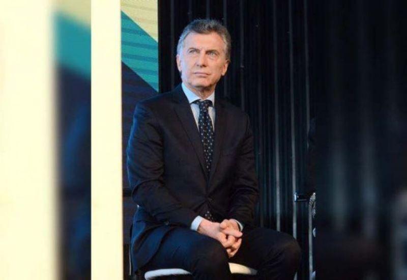 """d84bd24c2 Macri: """"Mi obsesión es cómo generamos empleo privado de calidad"""""""