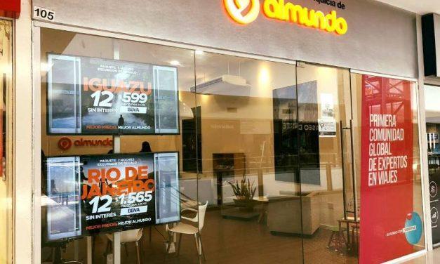 Almundo duplica objetivo de sucursales en Argentina