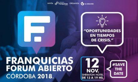 """Se viene el primer """"Forum Abierto de Franquicias"""" de Córdoba"""
