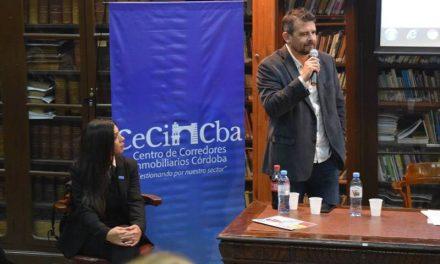 """CeCinCba: """"Queremos una Ley de Alquileres actualizada pero justa"""""""